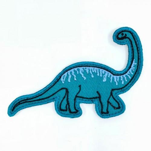 Dino Camarasaurus 11 x 7 cm