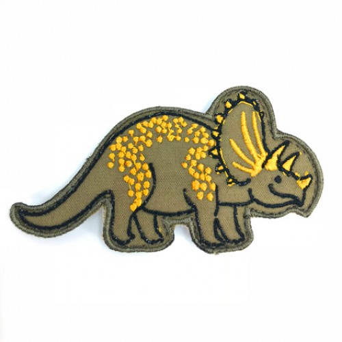 Dino Triceratops 8,5 x 5 cm